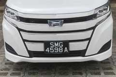 Long Term Lease: TOYOTA NOAH HYBRID