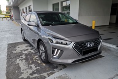 Long Term Lease: Hyundai Ioniq hybrid NEW