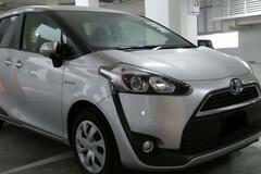 Long Term Lease: Toyota Sienta Hybrid(New)