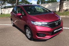 Long Term Lease: HONDA FIT(RED)