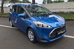 Long Term Lease: Toyota Sienta Hybrid(Brand New)