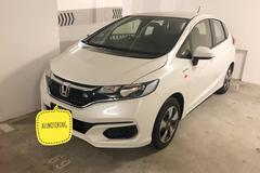 Long Term Lease: Honda Fit Hybrid