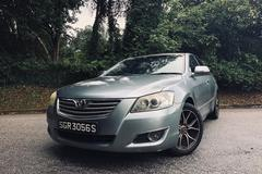 Long Term Lease: Toyota Camry