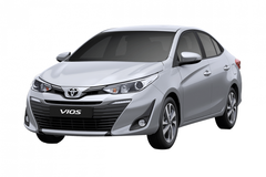 Long Term Lease: (2020) Toyota Vios
