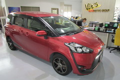 Long Term Lease: Toyota Sienta 1.5X