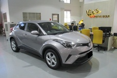 Long Term Lease: Toyota C-HR 1.2S Turbo