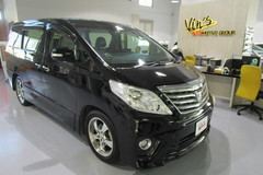 Long Term Lease: Toyota Alphard 2.4 A