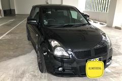 Long Term Lease: SUZUKI SWIFT 1.2XE A