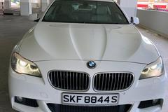 Long Term Lease: bmw 520