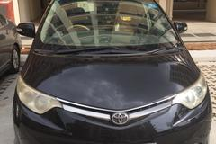 Long Term Lease: toyota estima