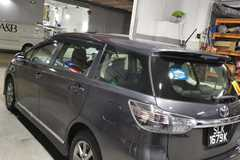 Long Term Lease: TOYOTA WISH 1.8
