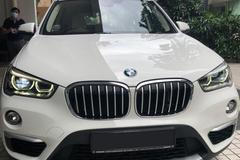 Rental: BMW X1 sDrive18i