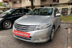 Rental: Honda City 1.5A