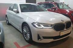 Long Term Lease: New BMW 520i Lux hybrid